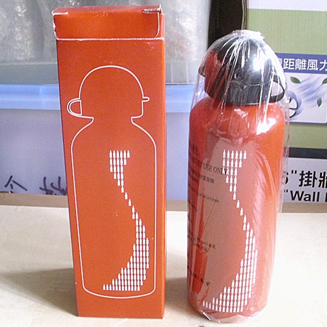 全新鋁質製品可口可樂水樽一個