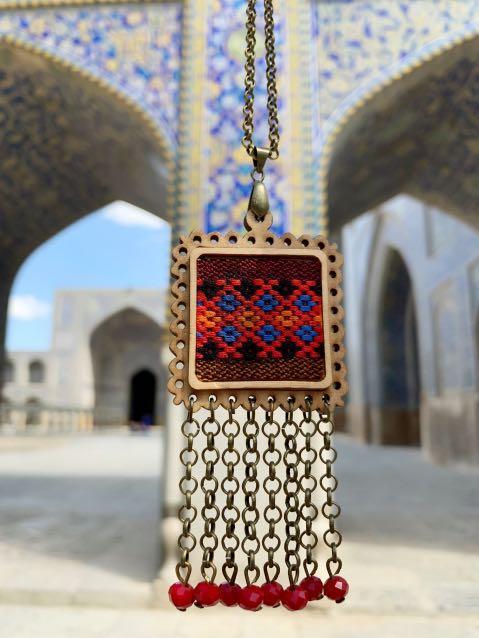 伊朗手製頸鍊