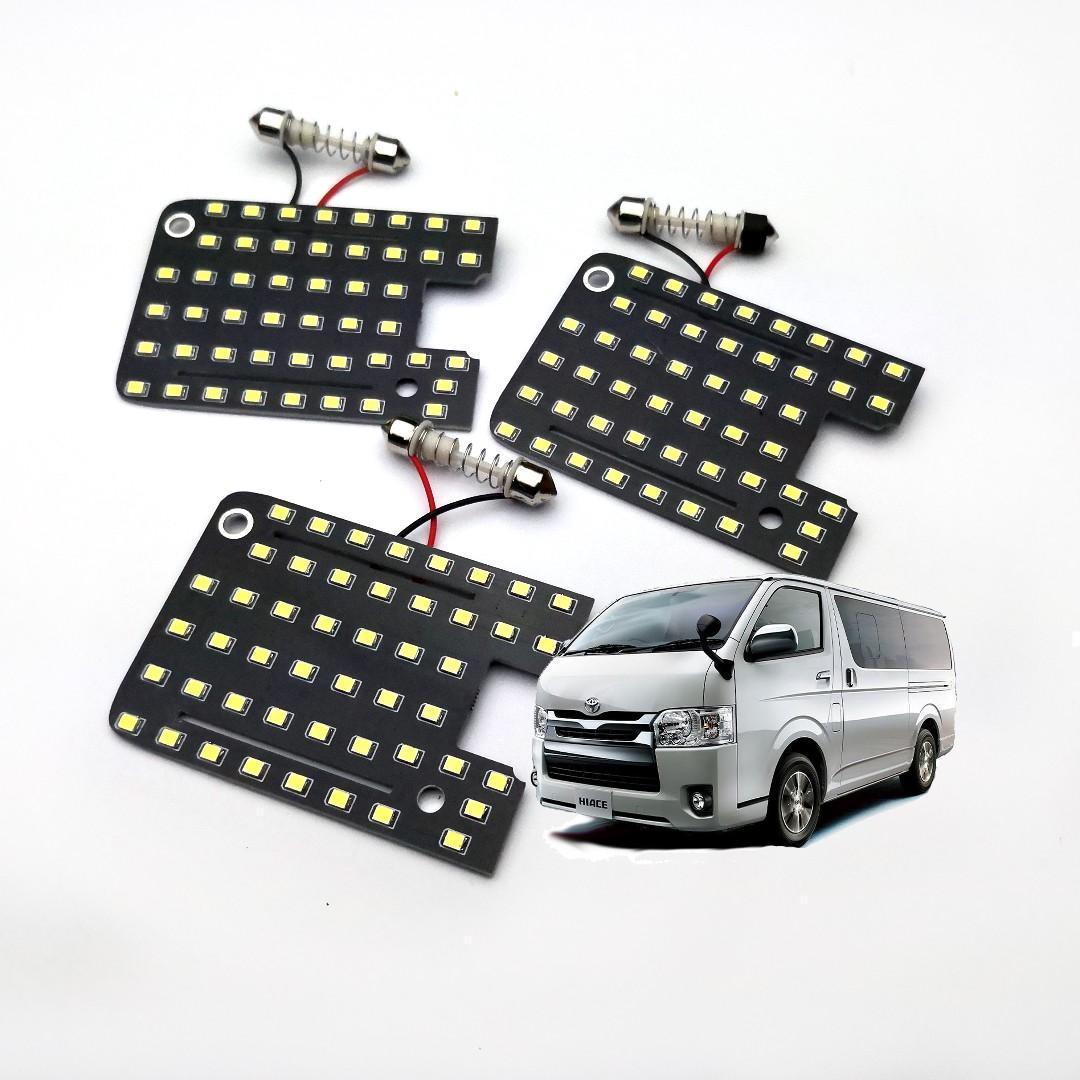 豐田 Hiace 200 套裝LED房燈