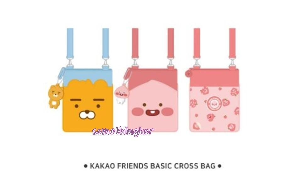 韓國 Korea Kakao Friends Bag 長帶手袋