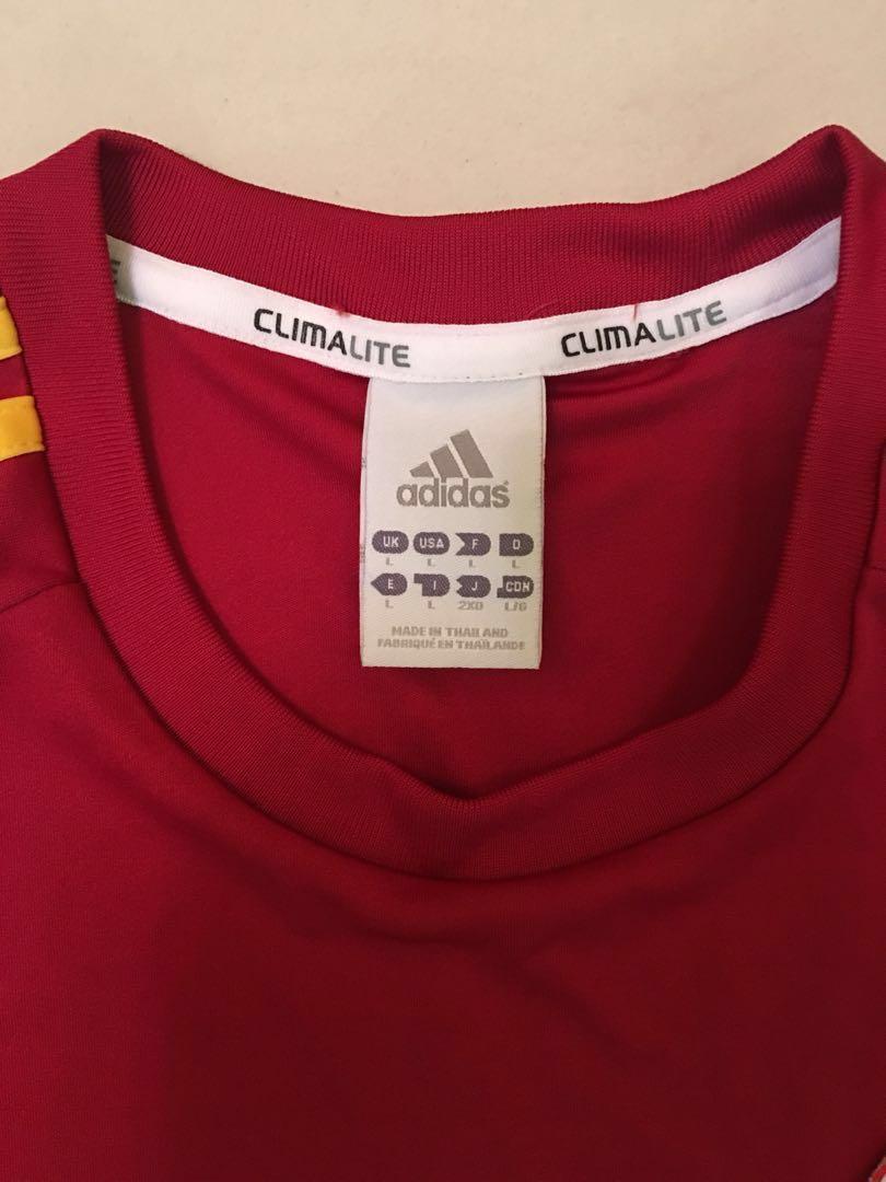 Adidas Hong Kong China 港隊 football Training Jersey Nike 港青