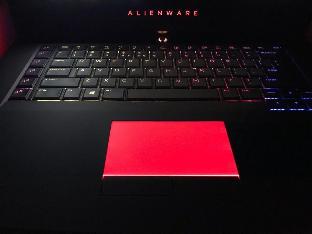 Alienware 15 R3 1070