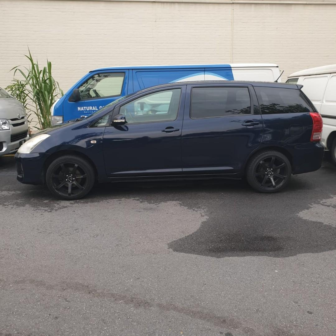 Attn Private Hirer Drivers!Promotion Rate!MPV Toyota Wish For Lease