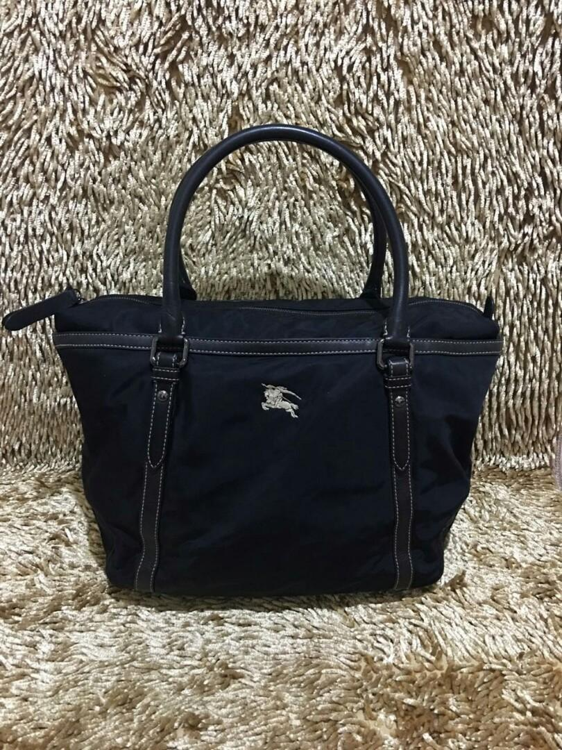 Blubery bag auth
