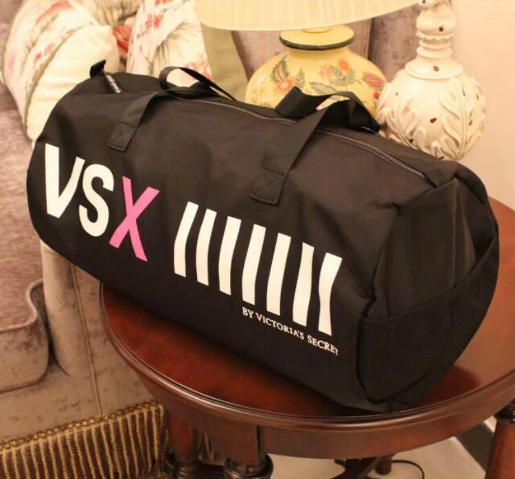Brand new Victoria's Secret gym bag travel bag