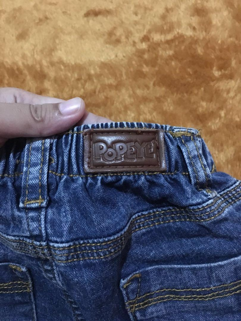 Celana Jeans Baby Popeye