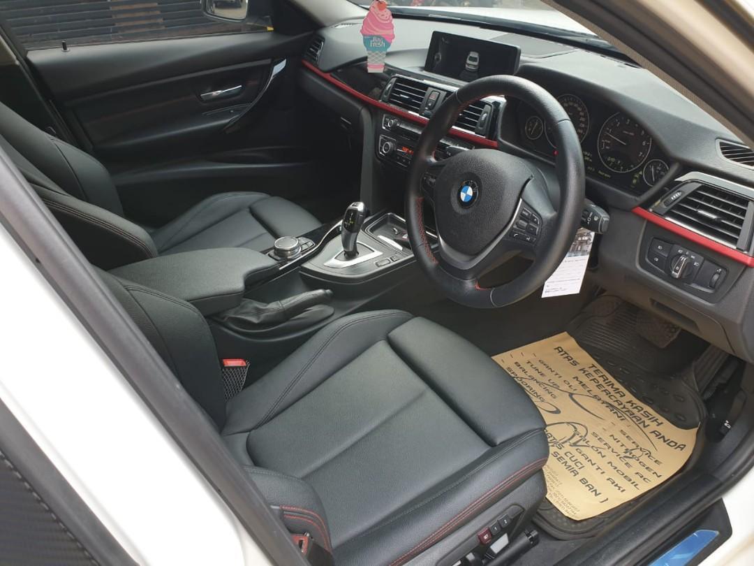 Dijual BMW 320i F30 SPORT 2015 Nik: 2015