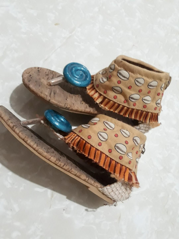 Disney Moana Sandals / Costume Shoes