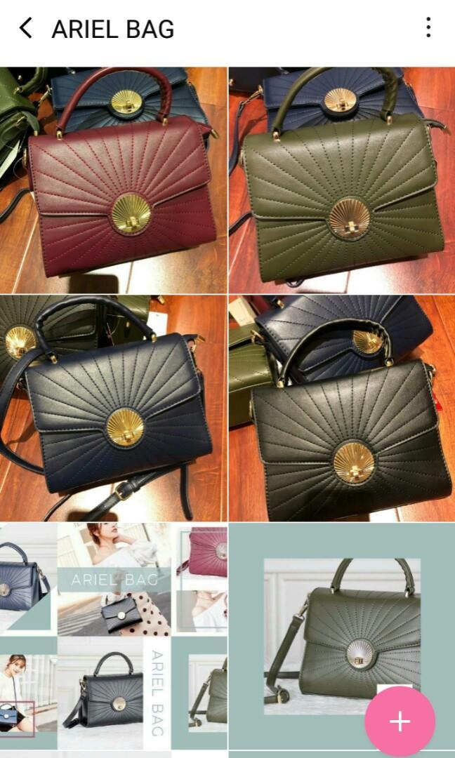Dompet wanita dan tas wanita Jimshoney