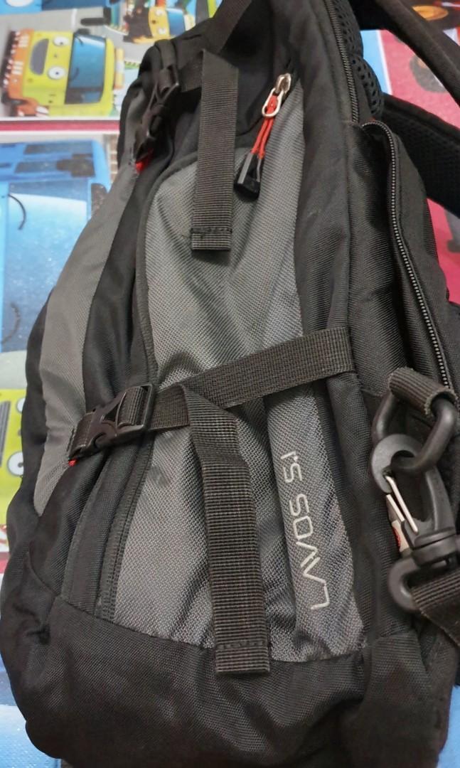 Eiger Backpack