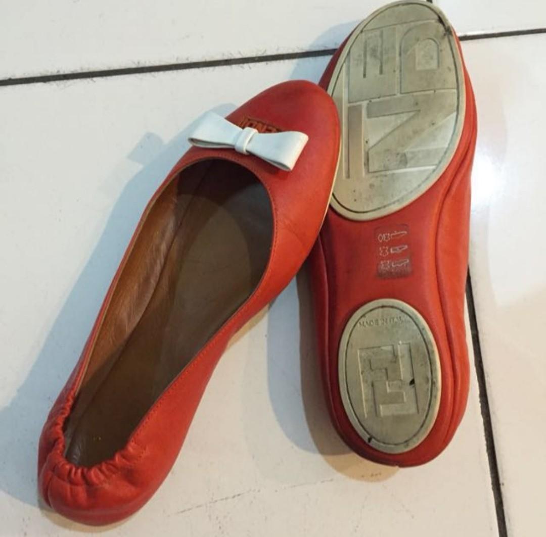 Fendi Ballet Shoes