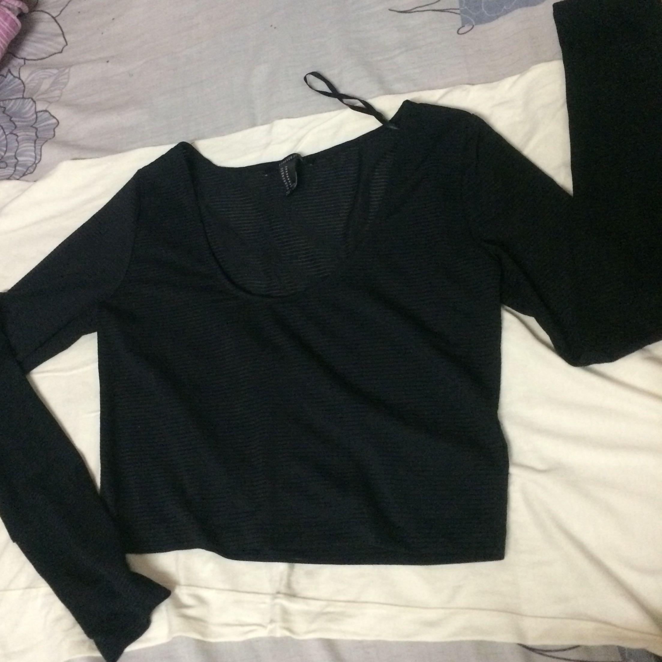 Forever 21 stretch top