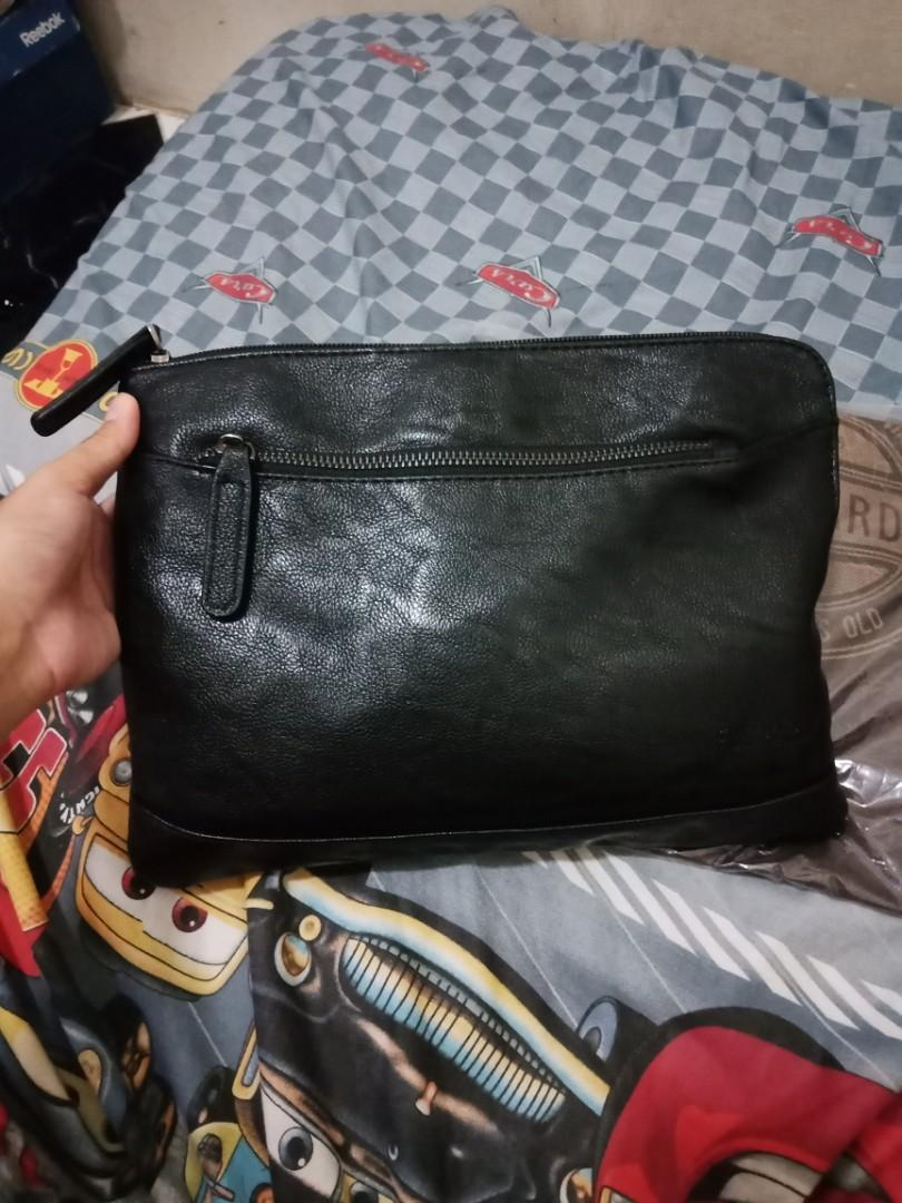 Fullhardy black shoulder bag