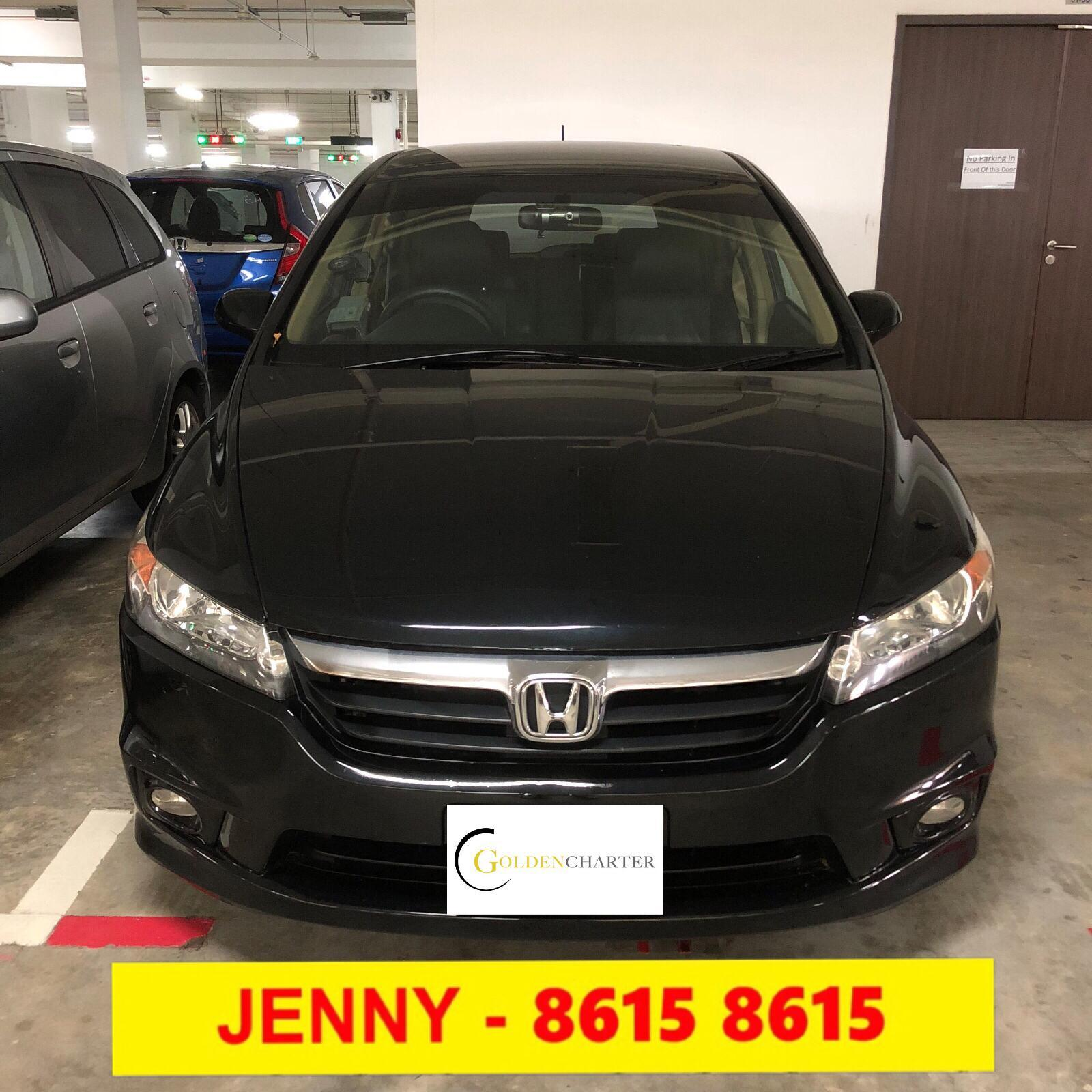 Honda Stream 1.8a cheaper cars For Rent Lease To Own phv Grab Rental Gojek PHV Or Personal Use Low price and Cheap