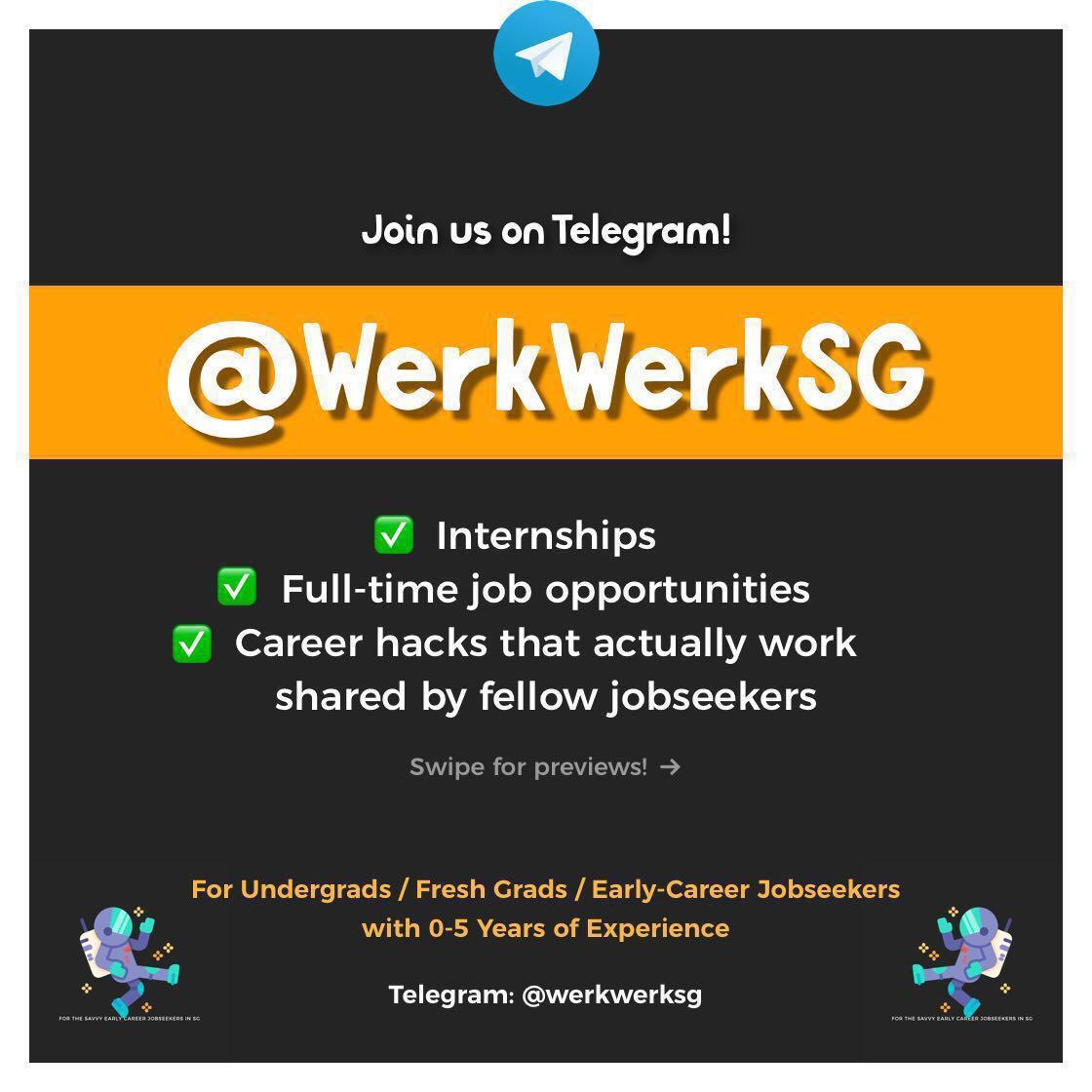 Internships & Graduate Jobs!