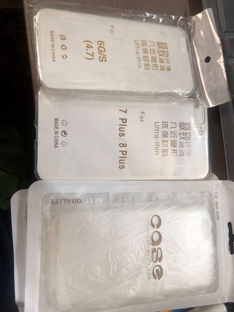 IPhone 6/6s 4.7 Iphone 7Plus/8Plus 透明電話殼電話保護套