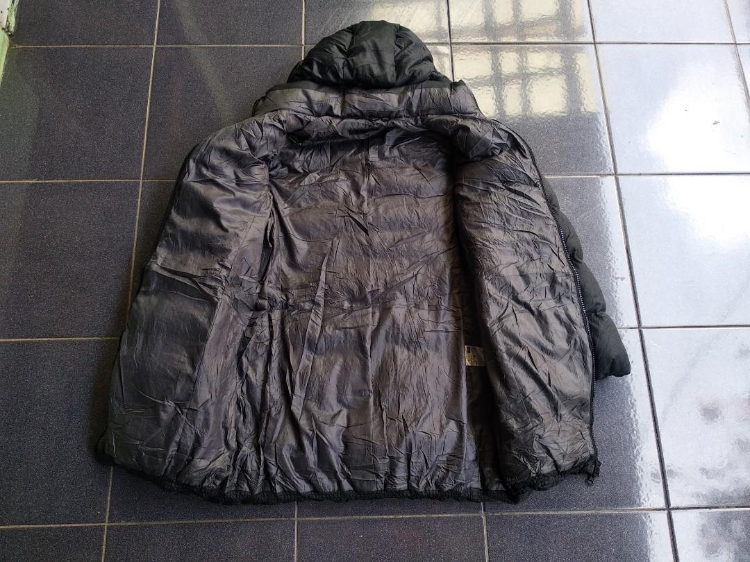 Jaket parka uniqlo bulu angsa coat