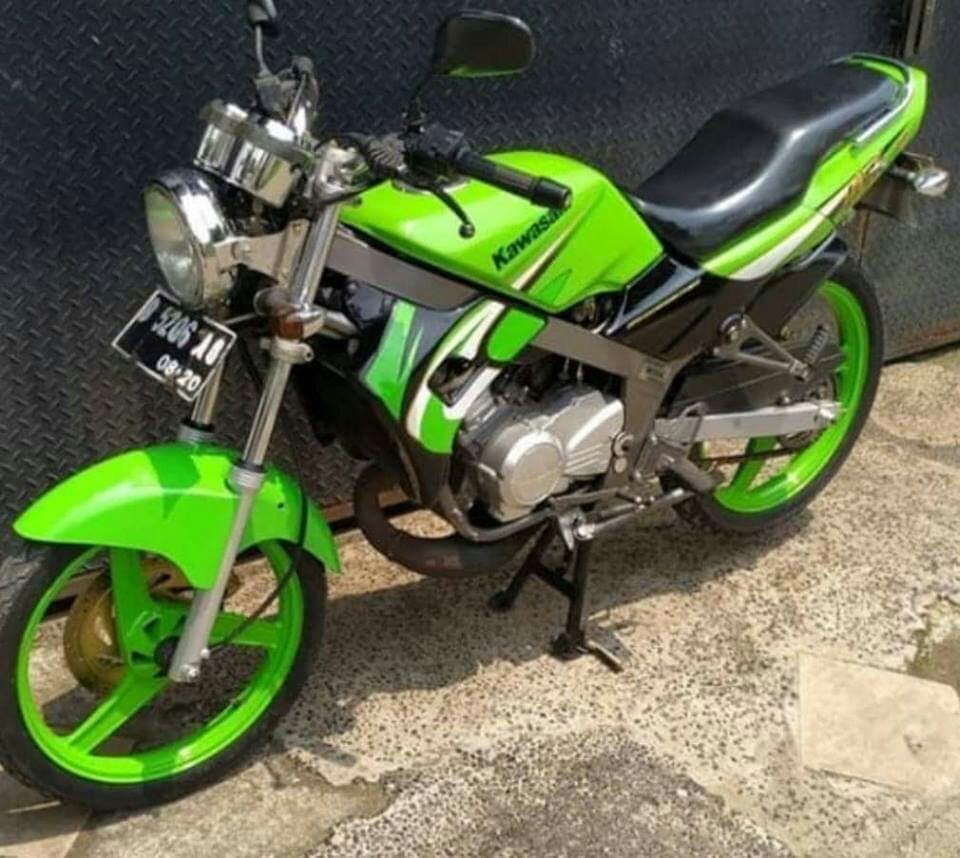 Kawasaki NinjaR 150 2000