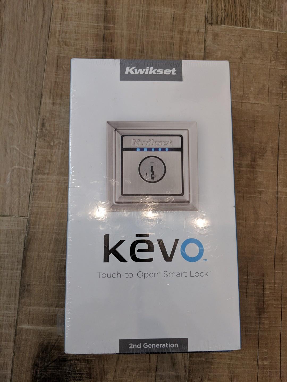 Kevo smart Lock 電子門鎖