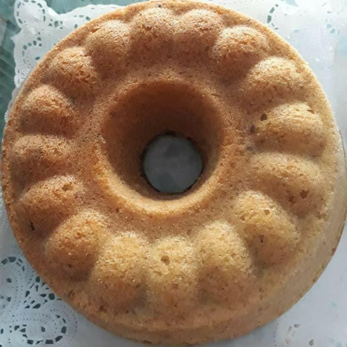 Kue Bolu Pisang Panggang // Cemilan