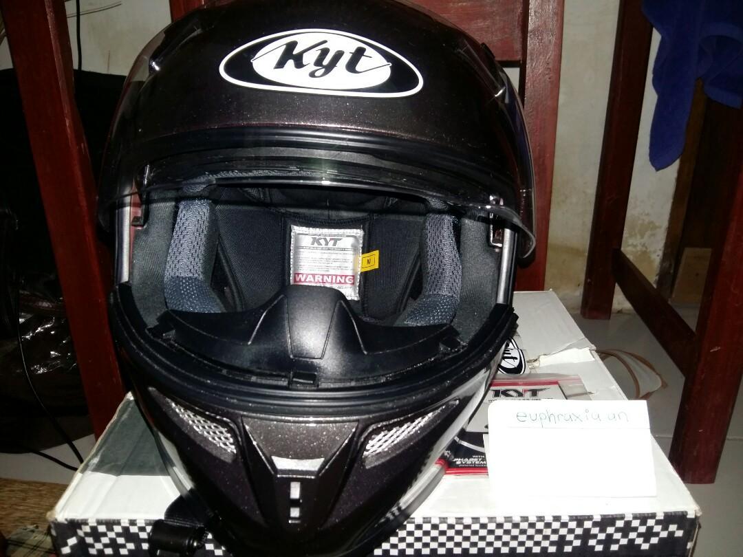 KYT Helmet (Full Face)