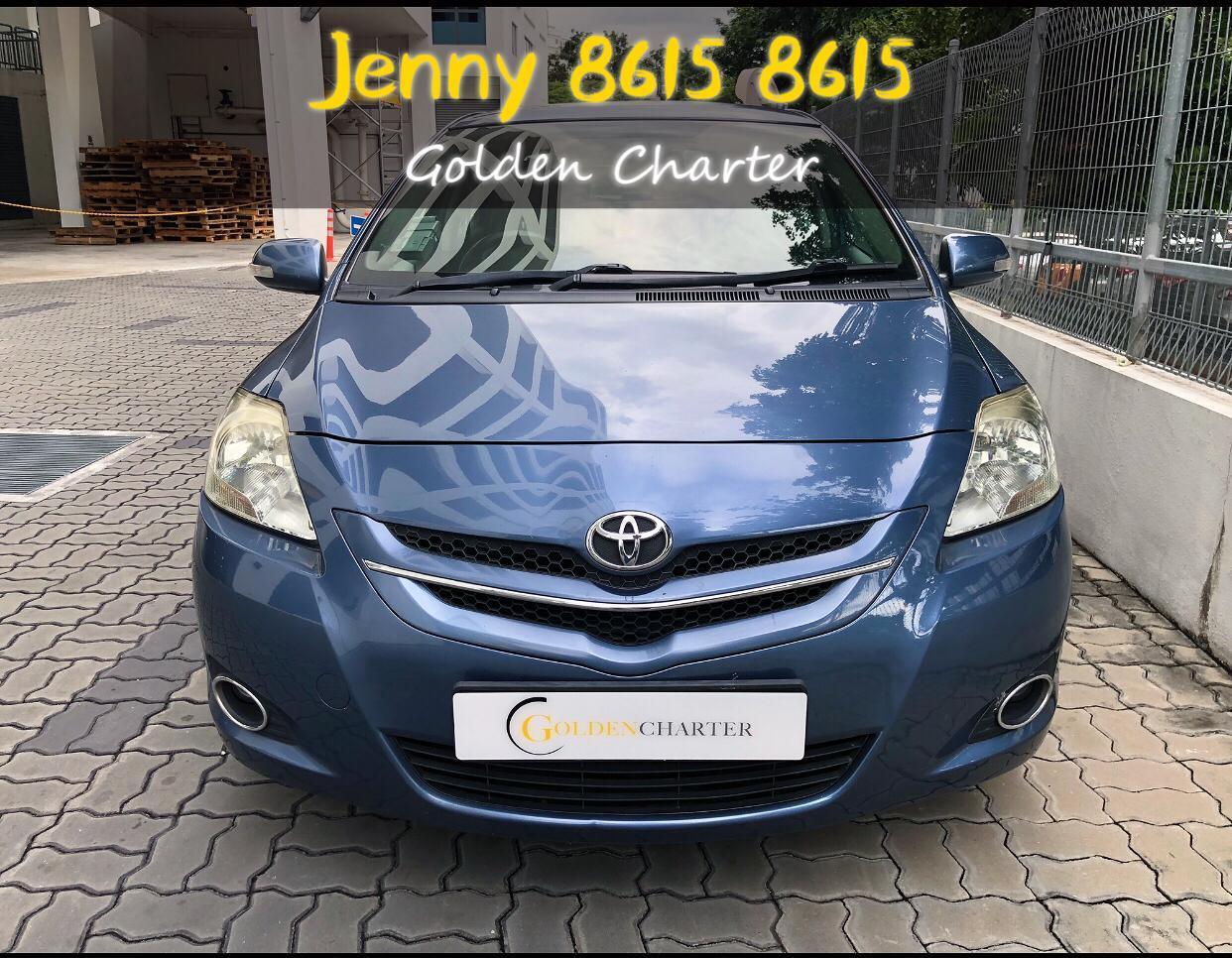 LAST UNIT $50 Toyota vios 1.6a renting cheaper promotion grab prersonal n gojek .toyota honda mazda hyundai