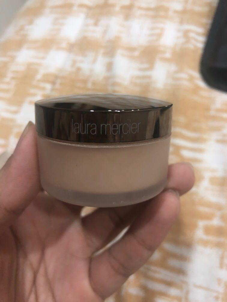 Laura Mercier Tranluscent Setting Powder Mini (Glow)