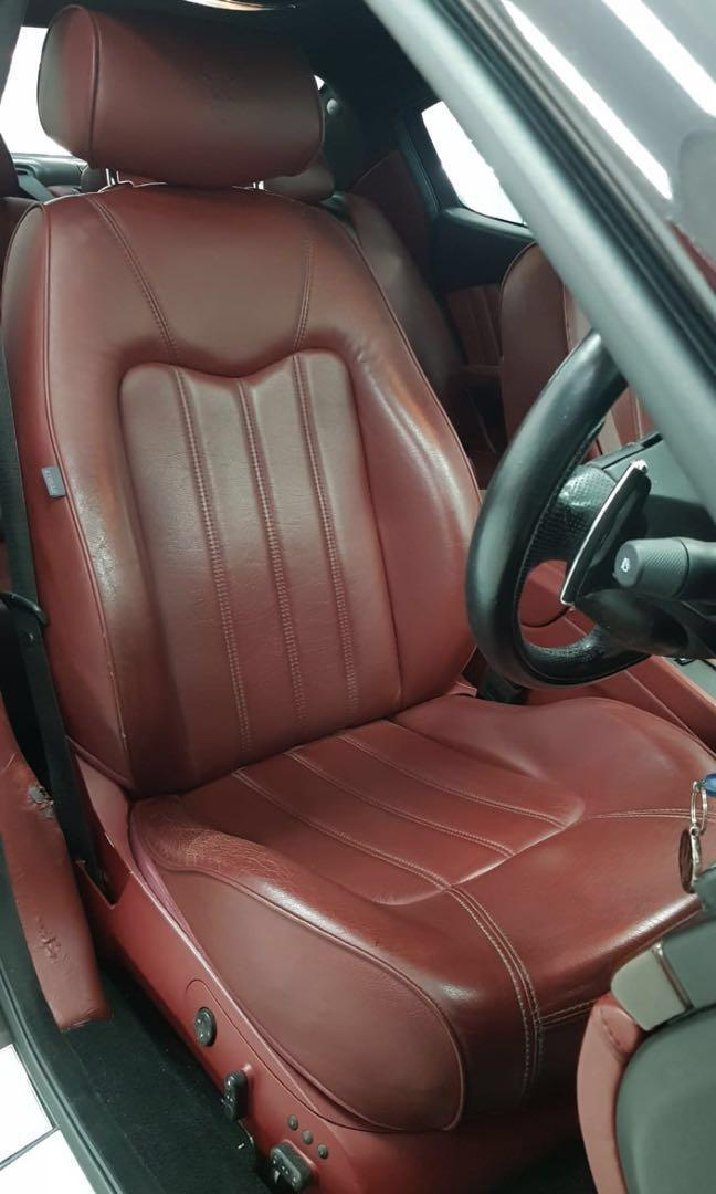 Maserati Quattroporte 4.2 Auto