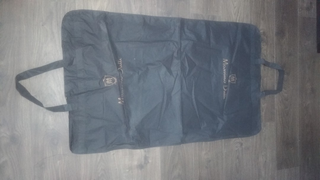 6729f9d1f86 Massimo Dutti suit cover, Men's Fashion, Clothes, Others on Carousell