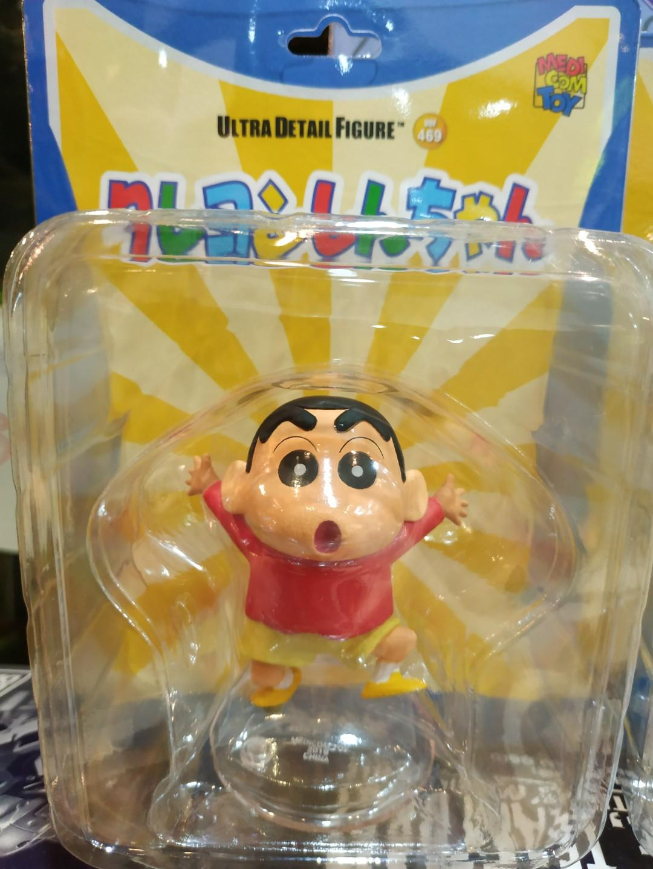 Medicom Toy UDF 蠟筆小新 小新