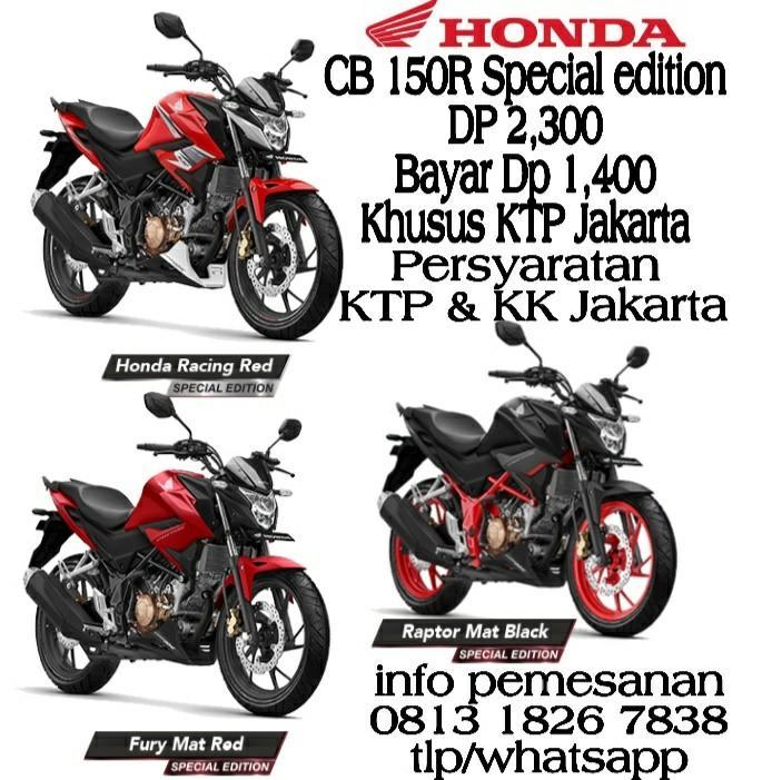 Motor Honda Semua Tipe