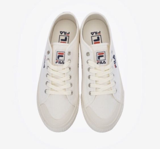 4c0af3087 NEW* Fila off-white canvas 220MM, Men's Fashion, Footwear, Sneakers ...