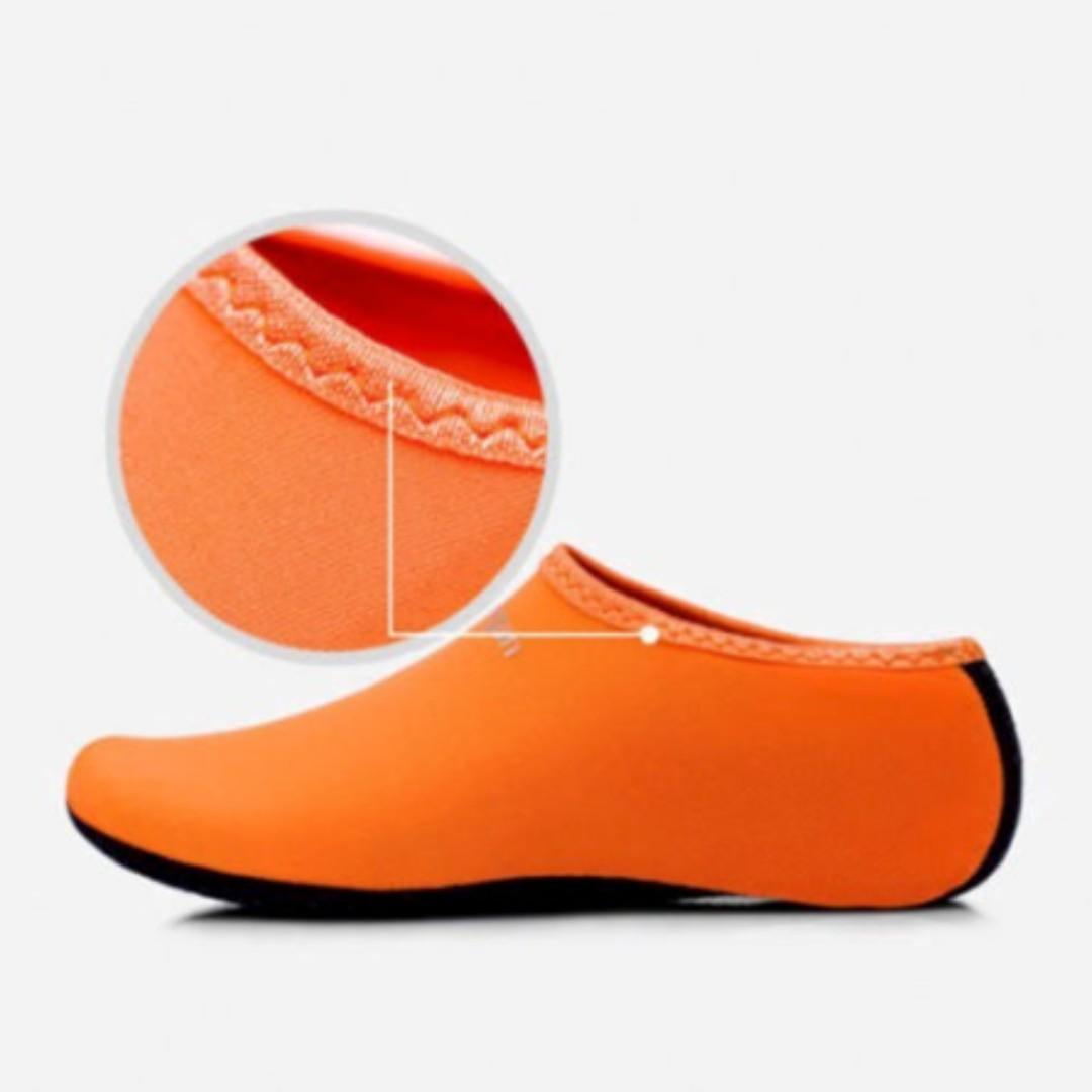 d112522ef9df  NEW  Men Women Water Shoes Aqua Sock Yoga Exercise Pool Beach Dance Swim  Slip On Surf