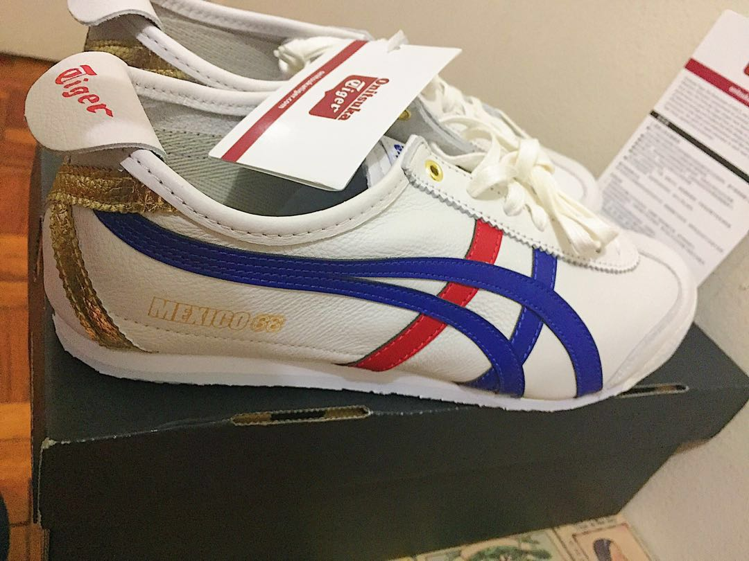 Blue/Red/Gold) Mexico 66 [Authentic