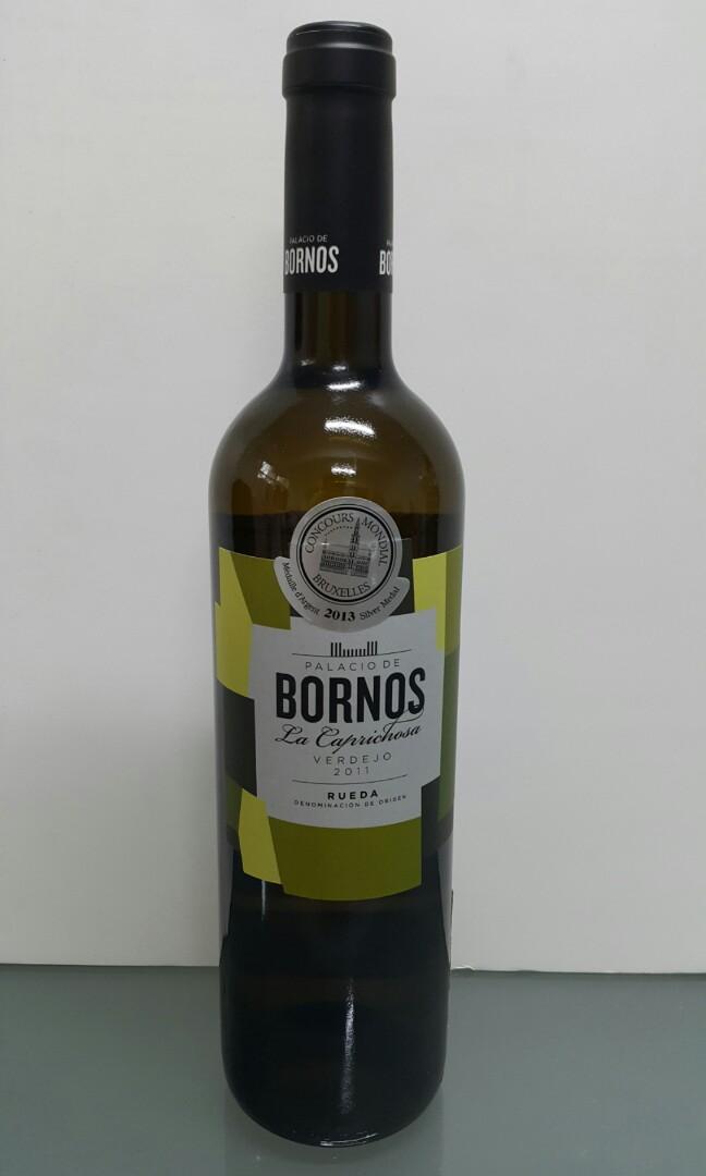 Palacio De Bornos La Caprichosa Verdejo 2011 750ml 西班牙白酒