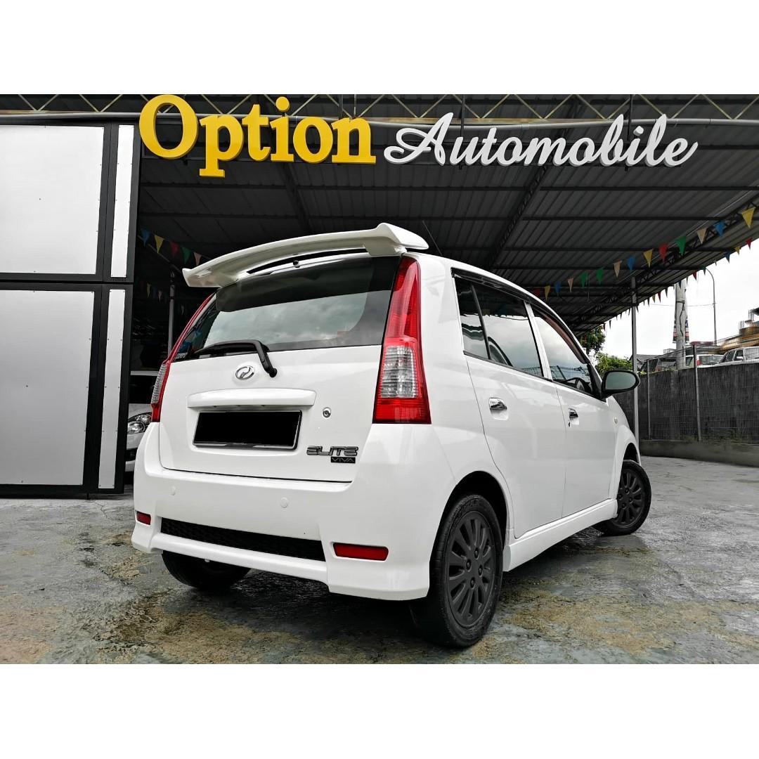 Perodua Viva 1.0 Elite (Auto) OTR Price Sell Cheap No extra fee 2010