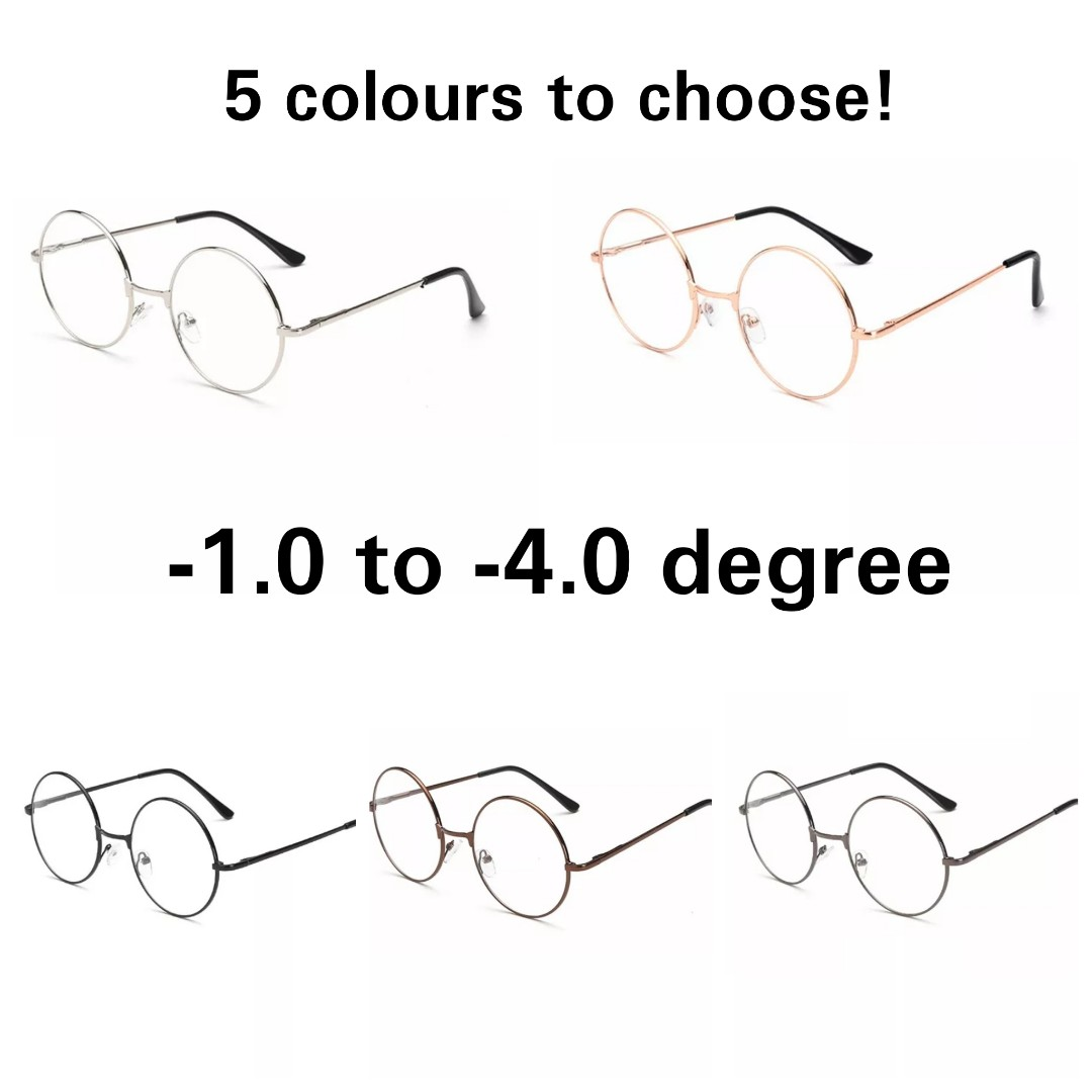 a58db8c74a14 po) Korean with Degree Glasses / Spectacles, Women's Fashion ...