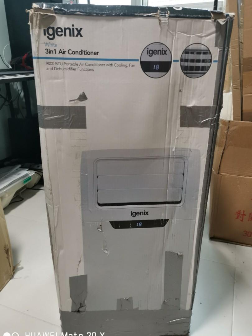 Portable 3 in 1 air conditioner
