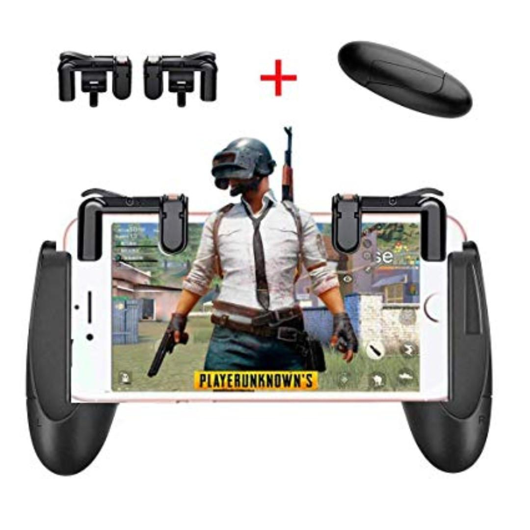 PUBG Mobile Gamepad Suit, Toys & Games, Video Gaming, Gaming