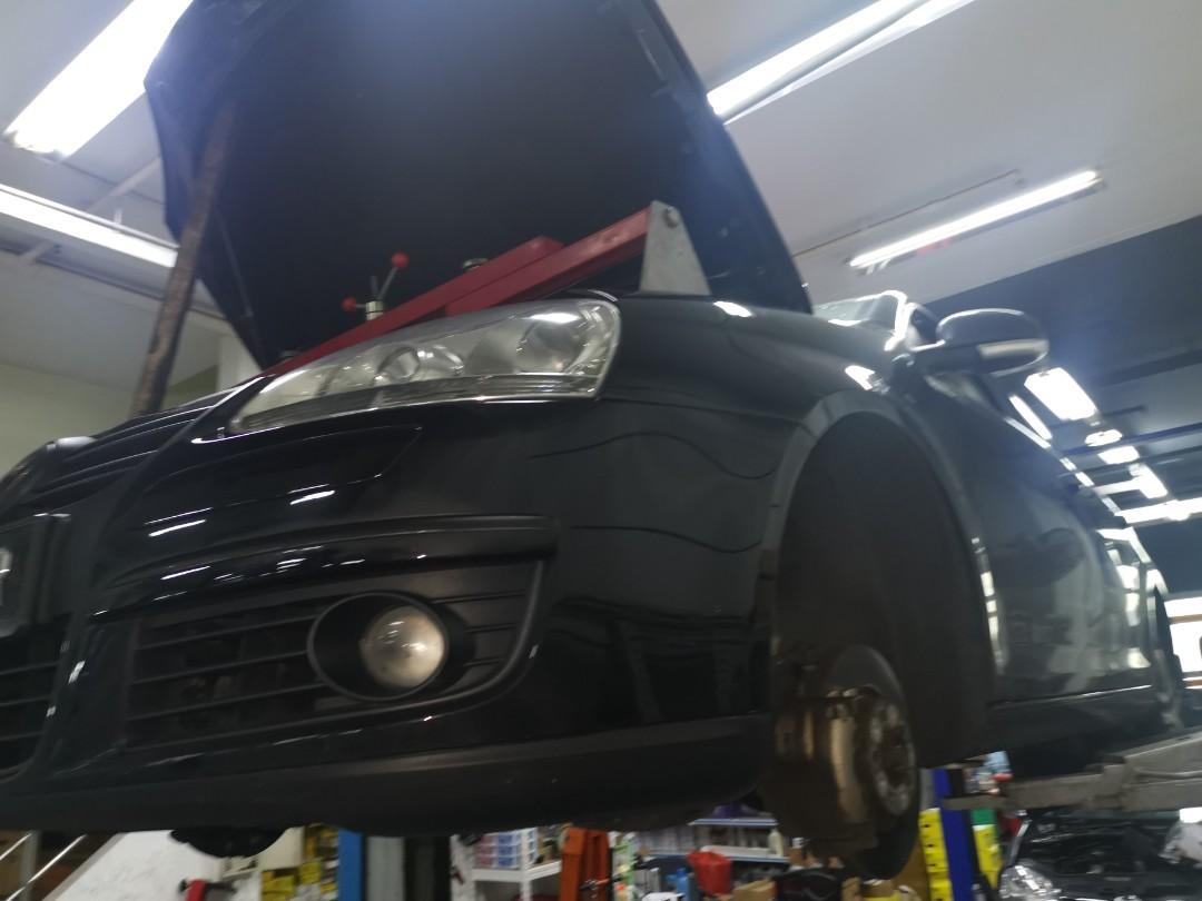 Ready Stock Luk Clutch For Volkswagen Audi Skoda Dq200 7Speed