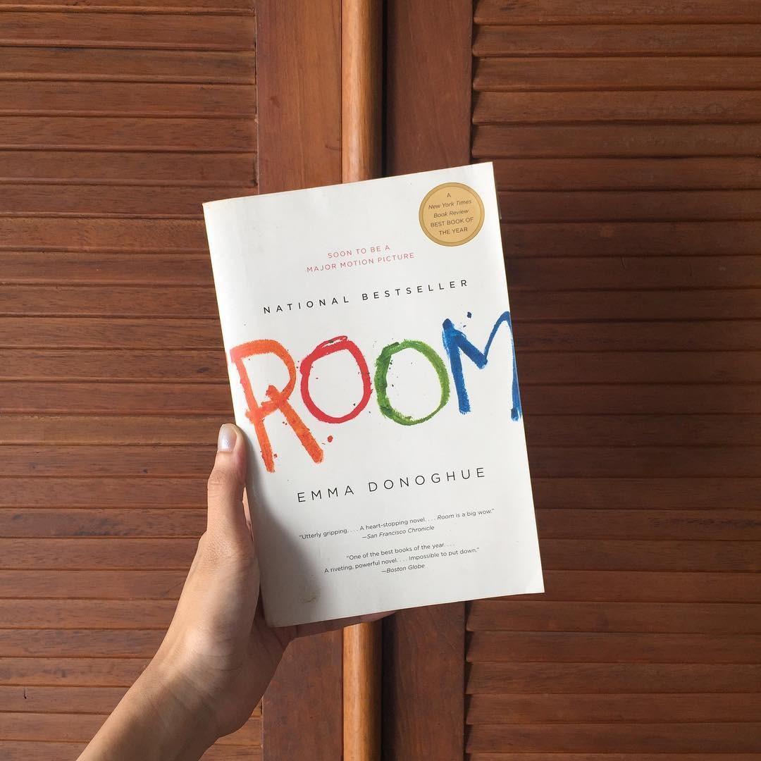 Room (2015) Preloved English Book