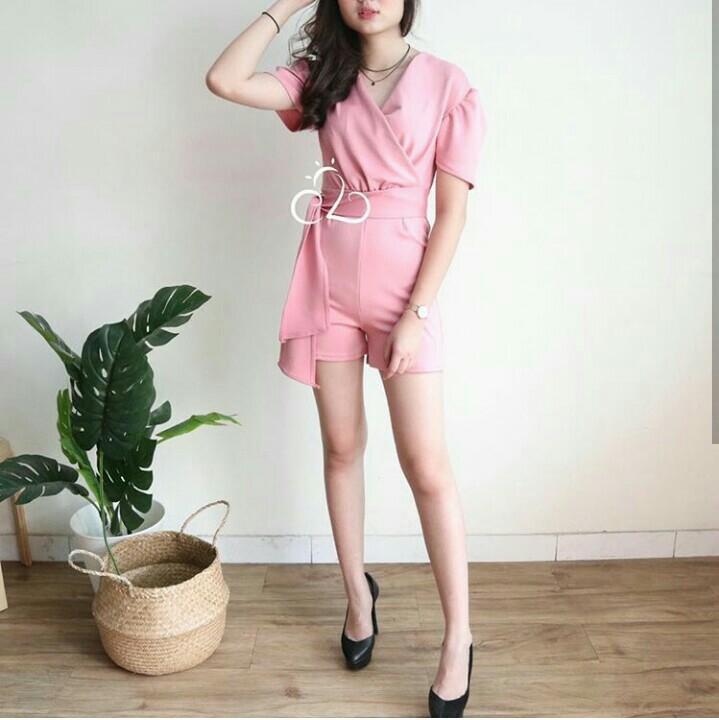ruby jumpsuit