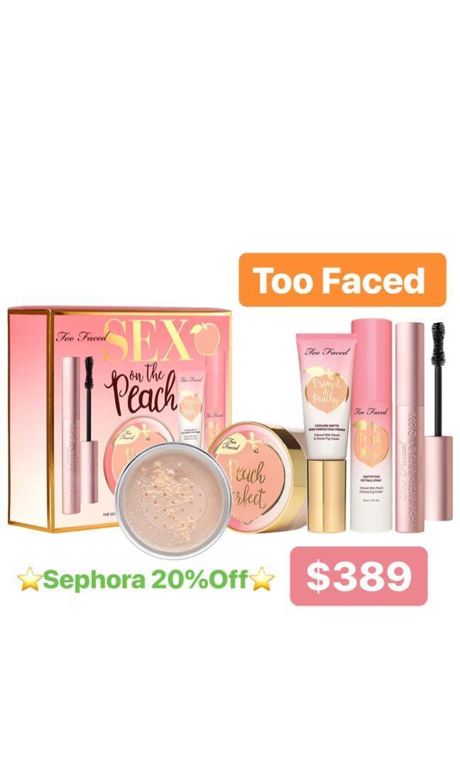 Sephora 20%Off 代購