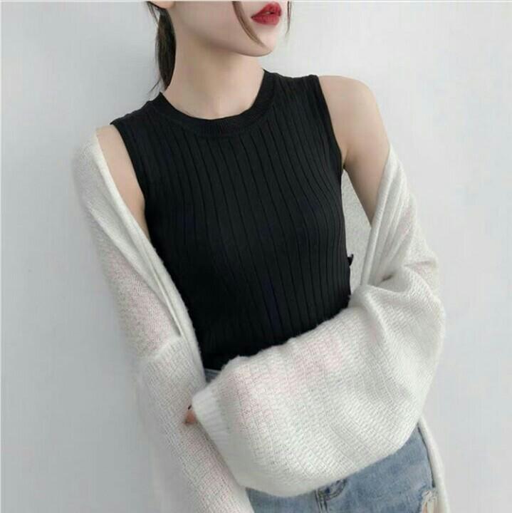 side button knitt