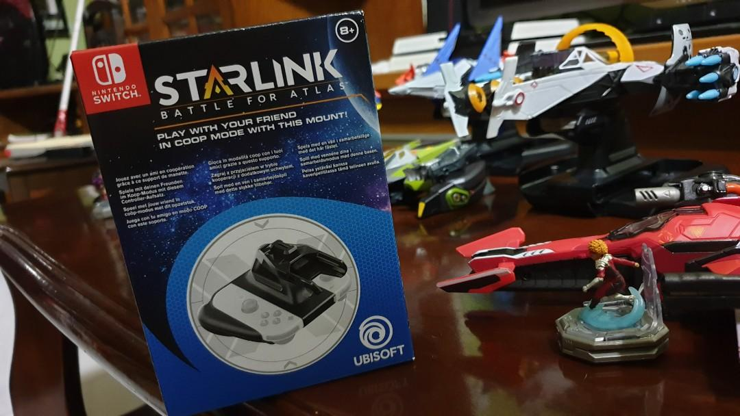 Starlink : Battle for Atlas - Nintendo Switch Controller Mount