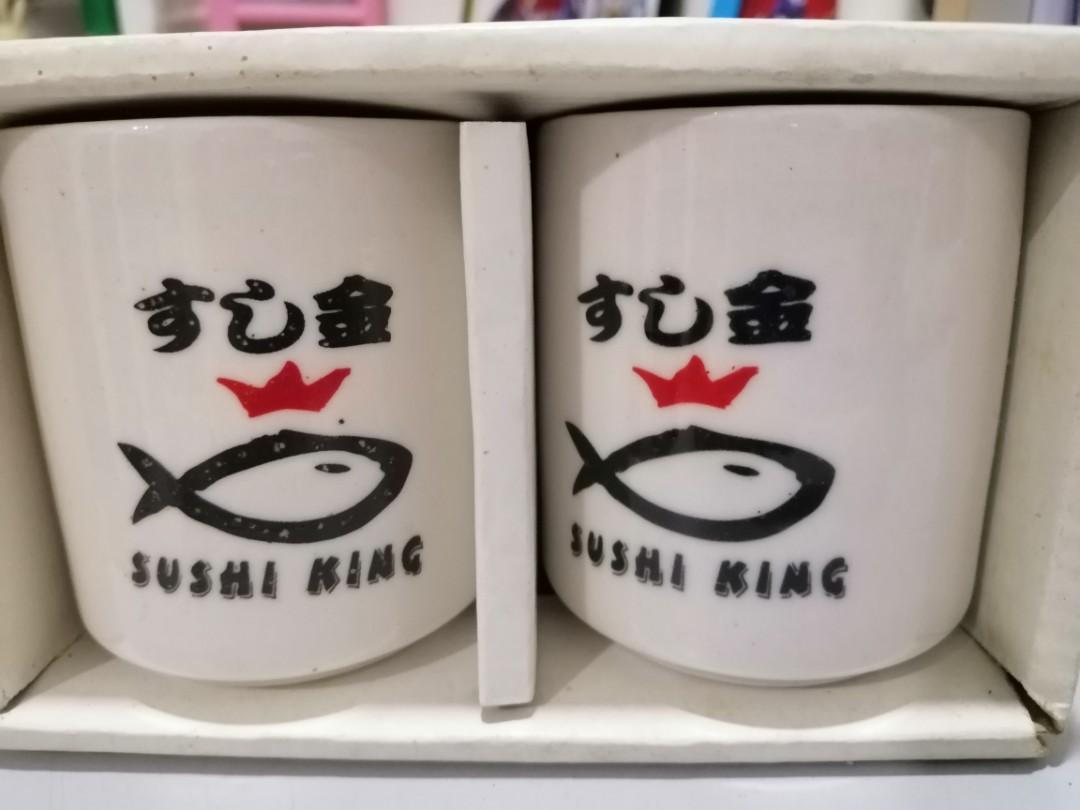 Sushi King cup
