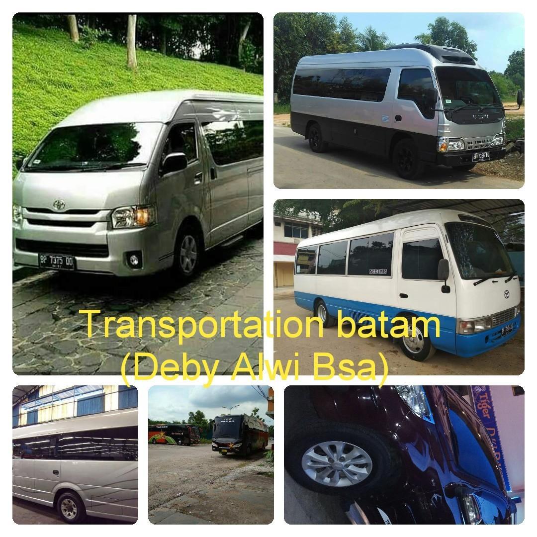 Tour & travel transportation batam