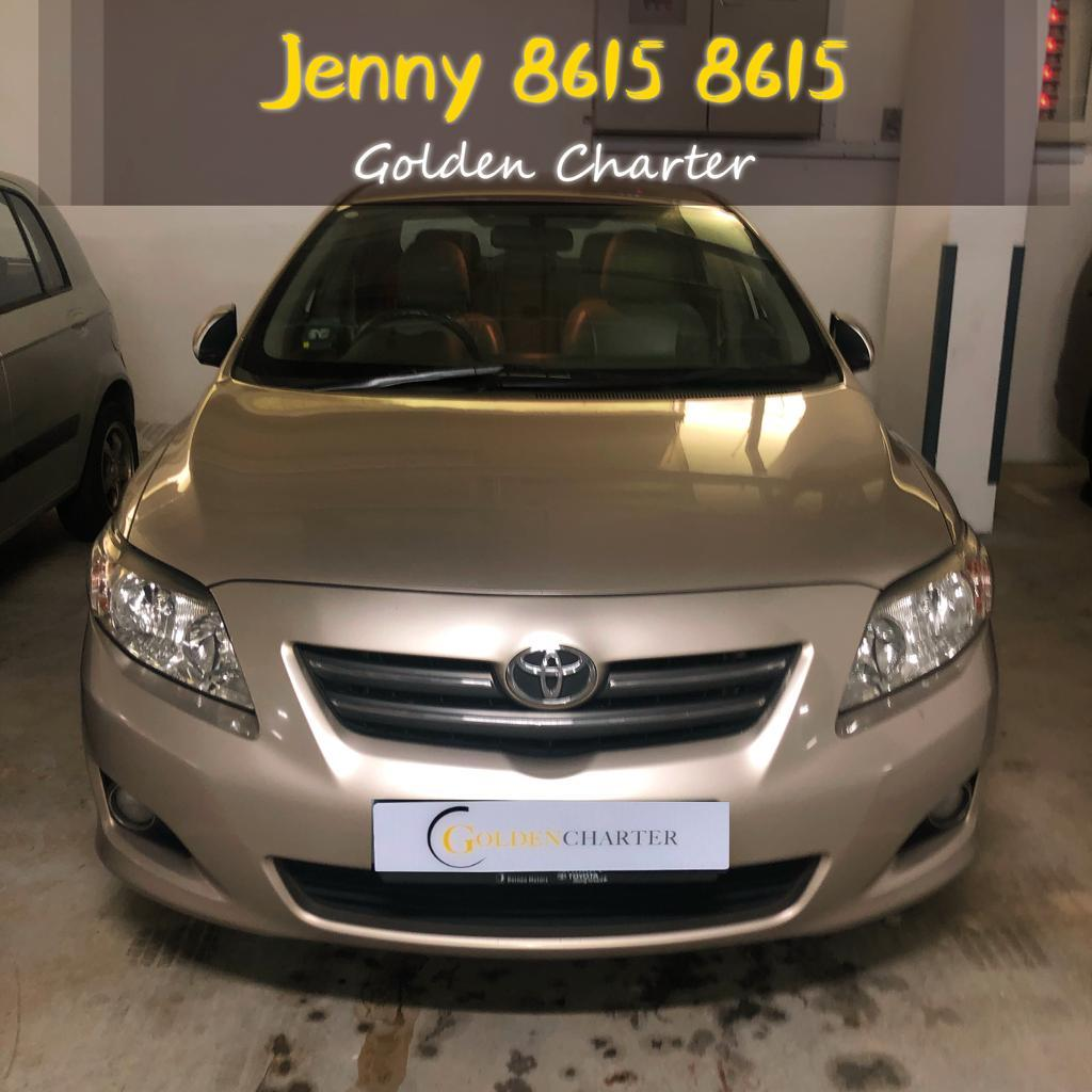 Toyota altis 1.6a TOP CONDITION $50 cheaper cars For Rent Lease To Own Grab Rental Gojek PHV Or Personal Use Low price and Cheap