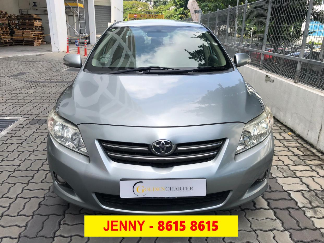 Toyota Altis CHEAPEST RENT FOR Grab/Ryde/Personal USEW