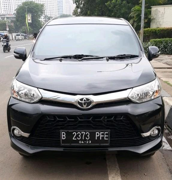 Toyota avanza veloz 1.3 M.T tahun 2018 KM 12.000